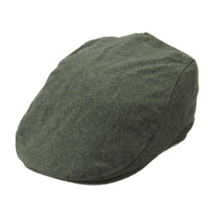 BB Green Wool Cap