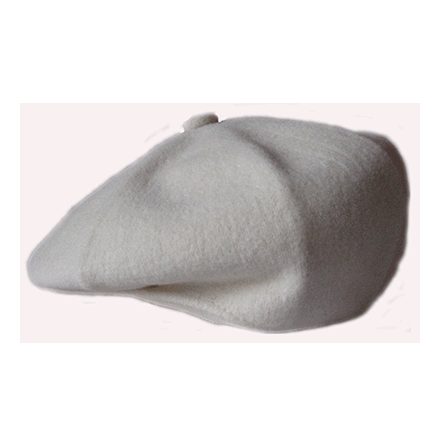 Galaxy Wool Cap, vit