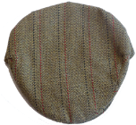 Oxford Blue Country flat cap